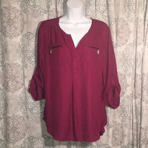 My Michelle Women's Blouse